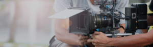 banner - video camera