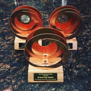 PRSA Copper Anvils Awards 2018 1