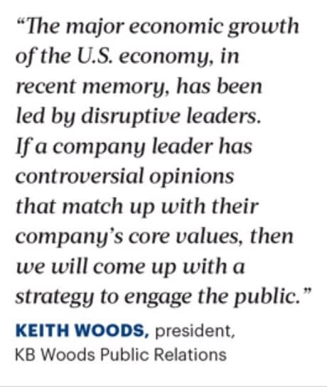 Keith Woods quote