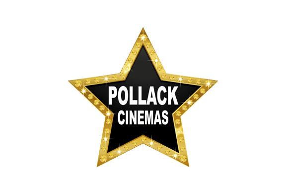 Pollack Cinemas Logo