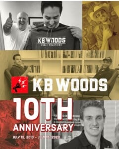 KB Woods - Instagram