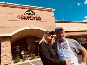 Vincitorios restaurant in Tempe Arizona